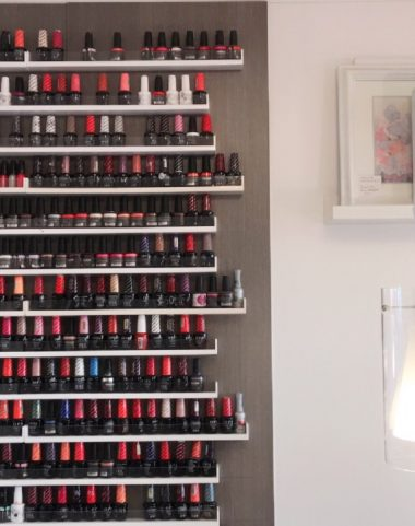 Nail Polish Colour
